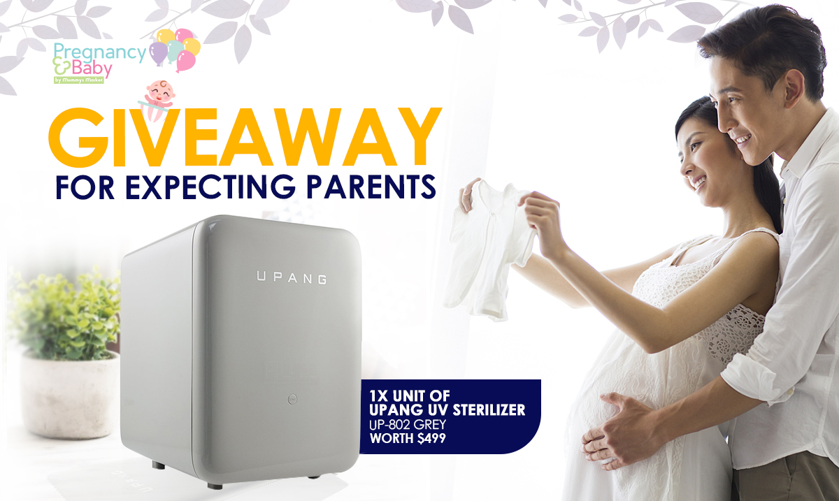 GIVEAWAY FOR EXPECTING MUMS!