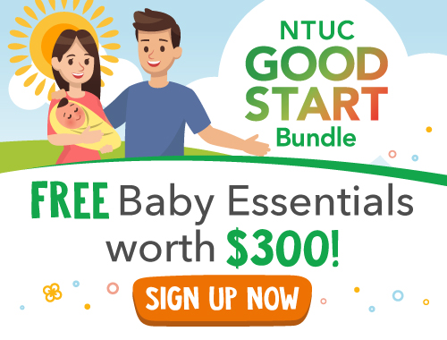 Give your child a Good Start with NTUC Social Enterprises!